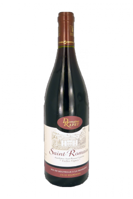 Vin Bourgogne Rouge, Saint Romain